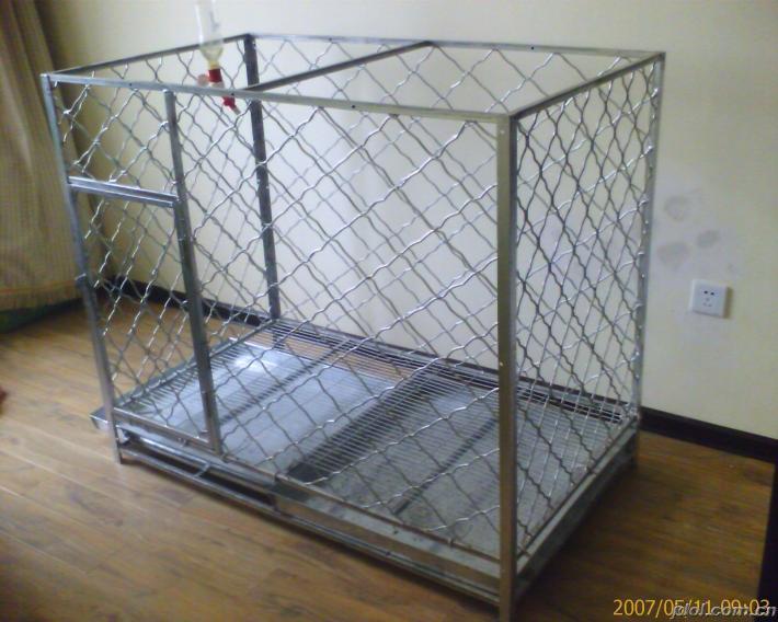 丽水6号镀锌菱形铁丝网批发-阳台防护专用网