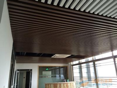 厂家直销铝方通吊顶 铝方通可定制美观大方