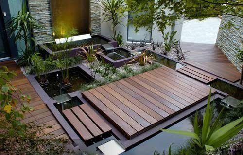 郑州屋顶绿化公司专业别墅花园阳台花园设计