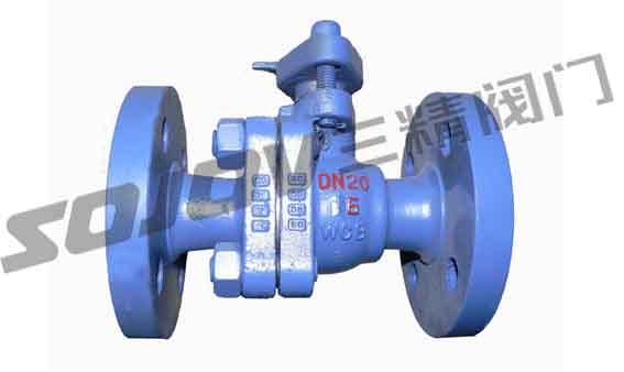 铸钢球阀水管道球阀q41f浮动球阀图片