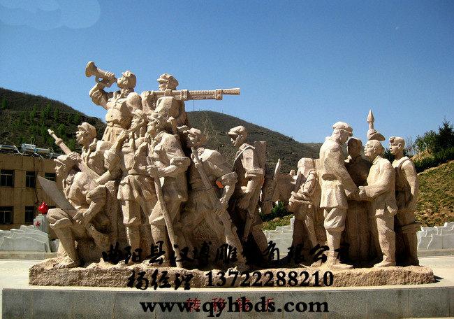 铸铜雕塑的纪念意义