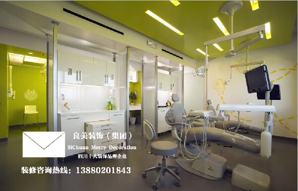 成都专业牙科诊所装修设计平面该如规划
