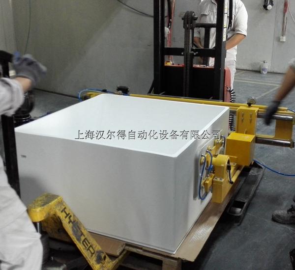 供应G6坩埚搬运吸盘车、坩埚喷涂搬运吸盘吊具、坩埚搬运吸吊机