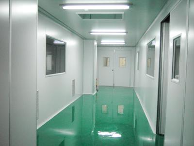 芜湖和诚净化车间安装设计制作