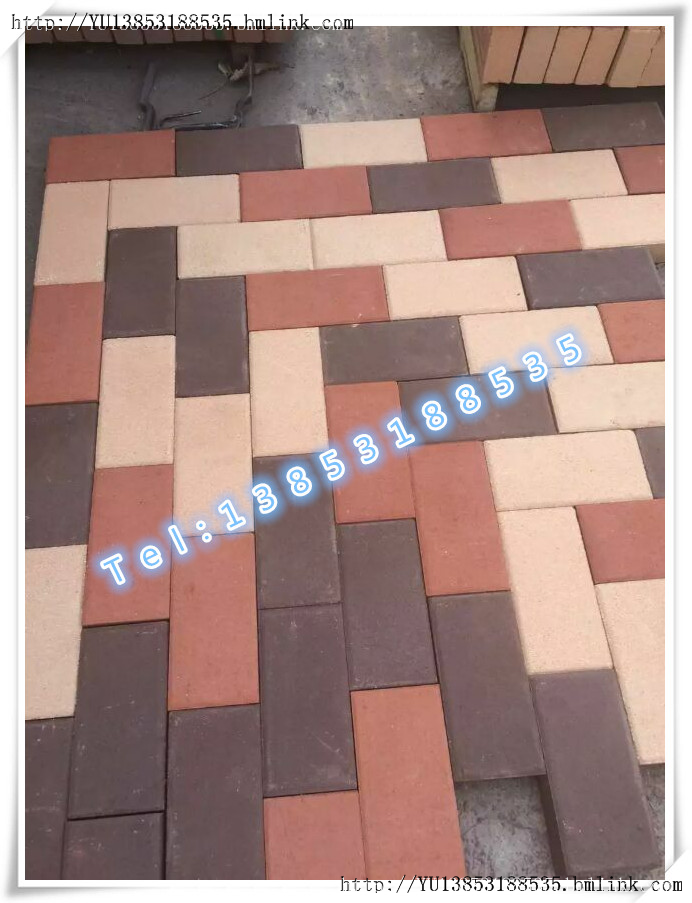 供应强力挤出毛面砖方砖条砖烧结砖陶土砖