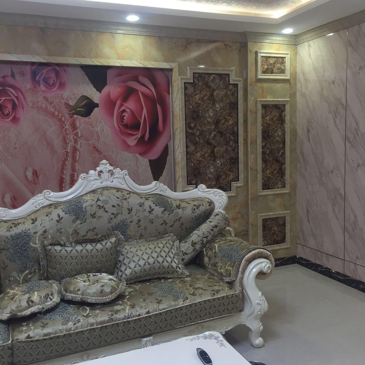 北京竹木纤维 集成墙板的5大优势-【效果图,产品图,图