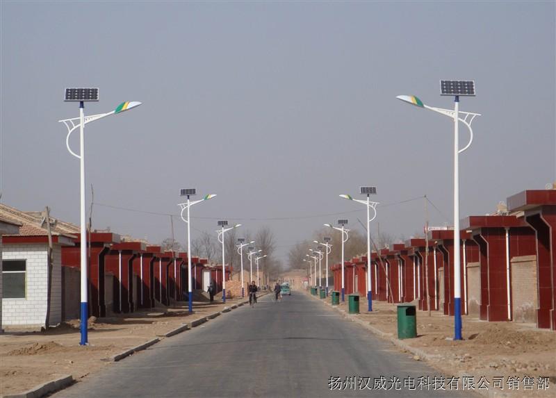 供应达州新农村太阳能路灯改造