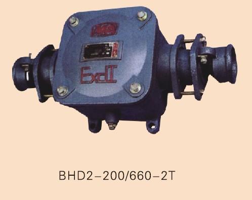 bhd6-200矿用防爆接线盒