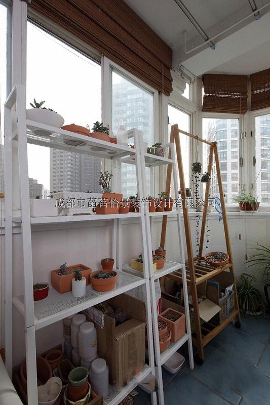 最新阳台装修效果图