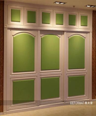 淡绿色 乳白色的搭配,让人一眼看上去感到非常的舒适