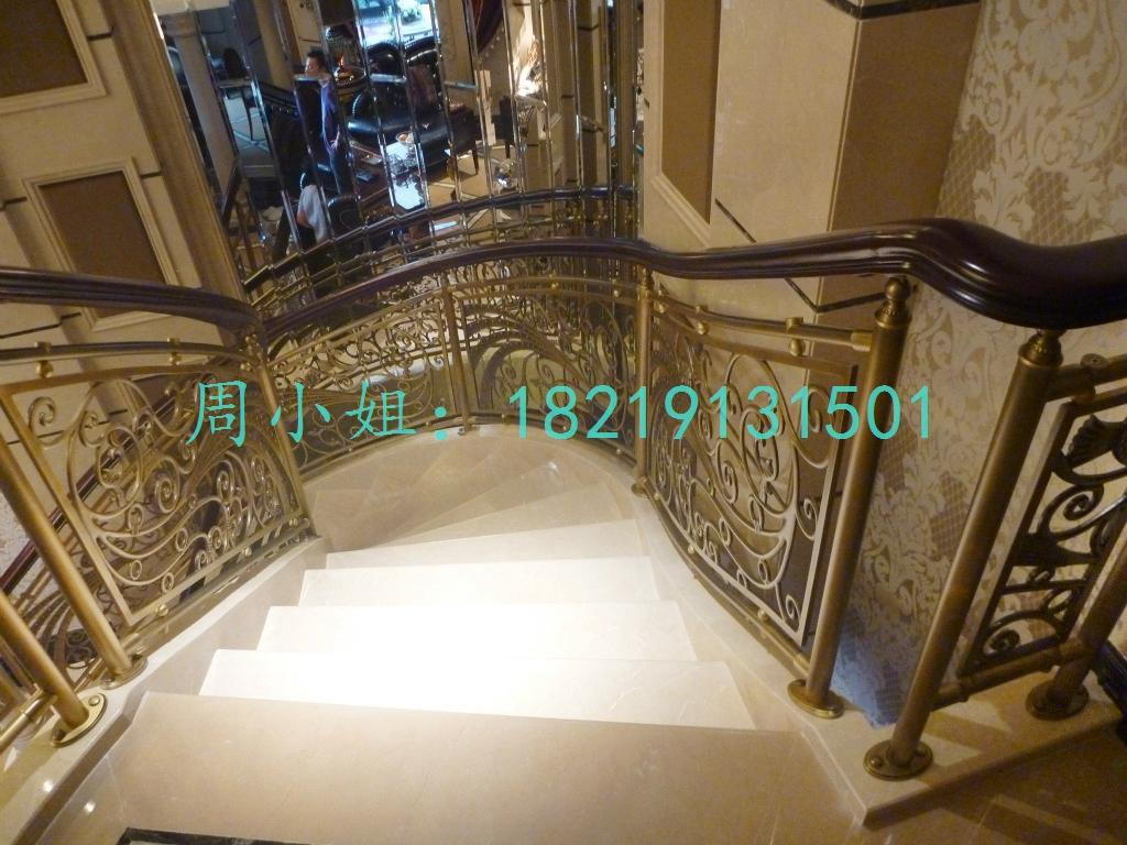阳台弧形铝雕刻护栏欧式设计护栏】广东佛山