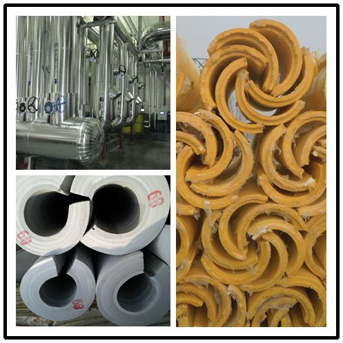 管道聚乙烯发泡管壳保温材料使用优势