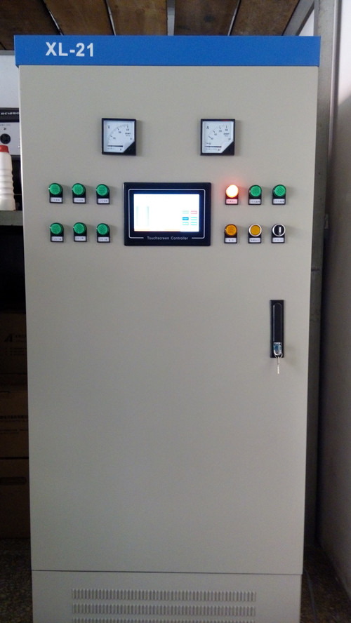 学校电气控制柜接线图
