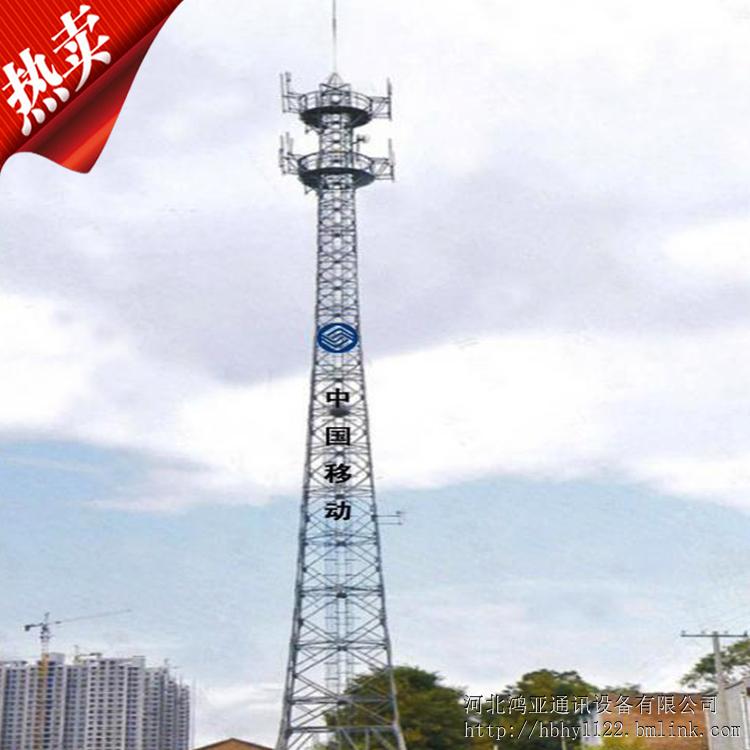 在现代通讯及广播电视信号塔工程建设当中