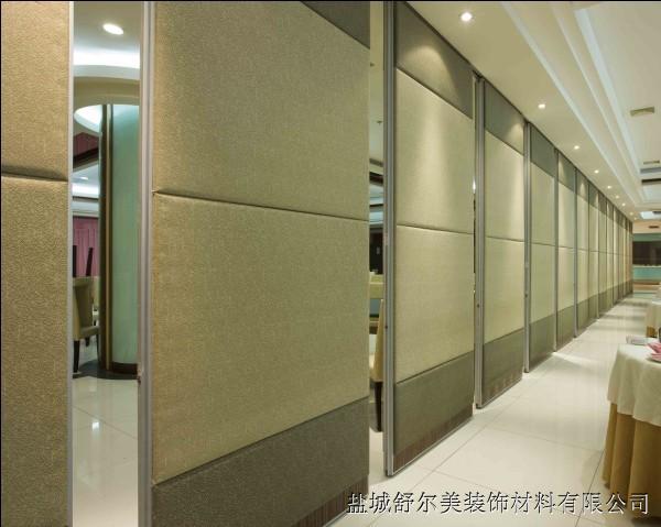 徐州舒尔美宴会厅酒店活动隔断高端