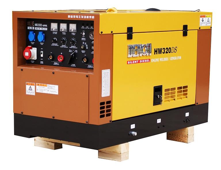 供应电王系列高品质发电电焊机