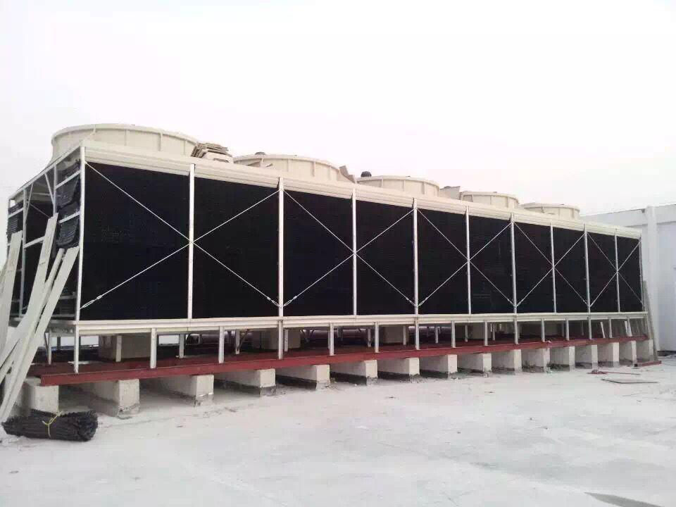 供应连云港良讯牌125T方形冷却塔1台起售