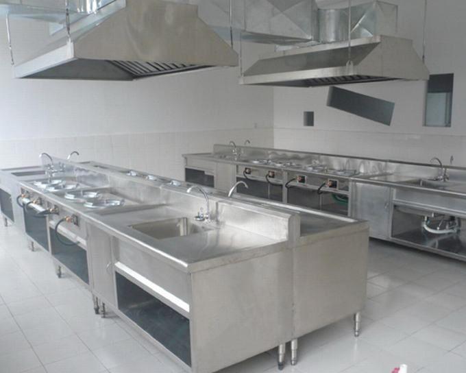 pp,pvc等塑胶材质的工程和产品已具备相当的实力,针对厨房油烟净化图片