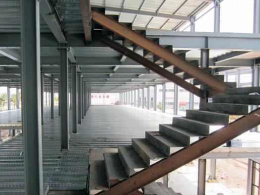 供应深圳钢结构楼梯安装公司