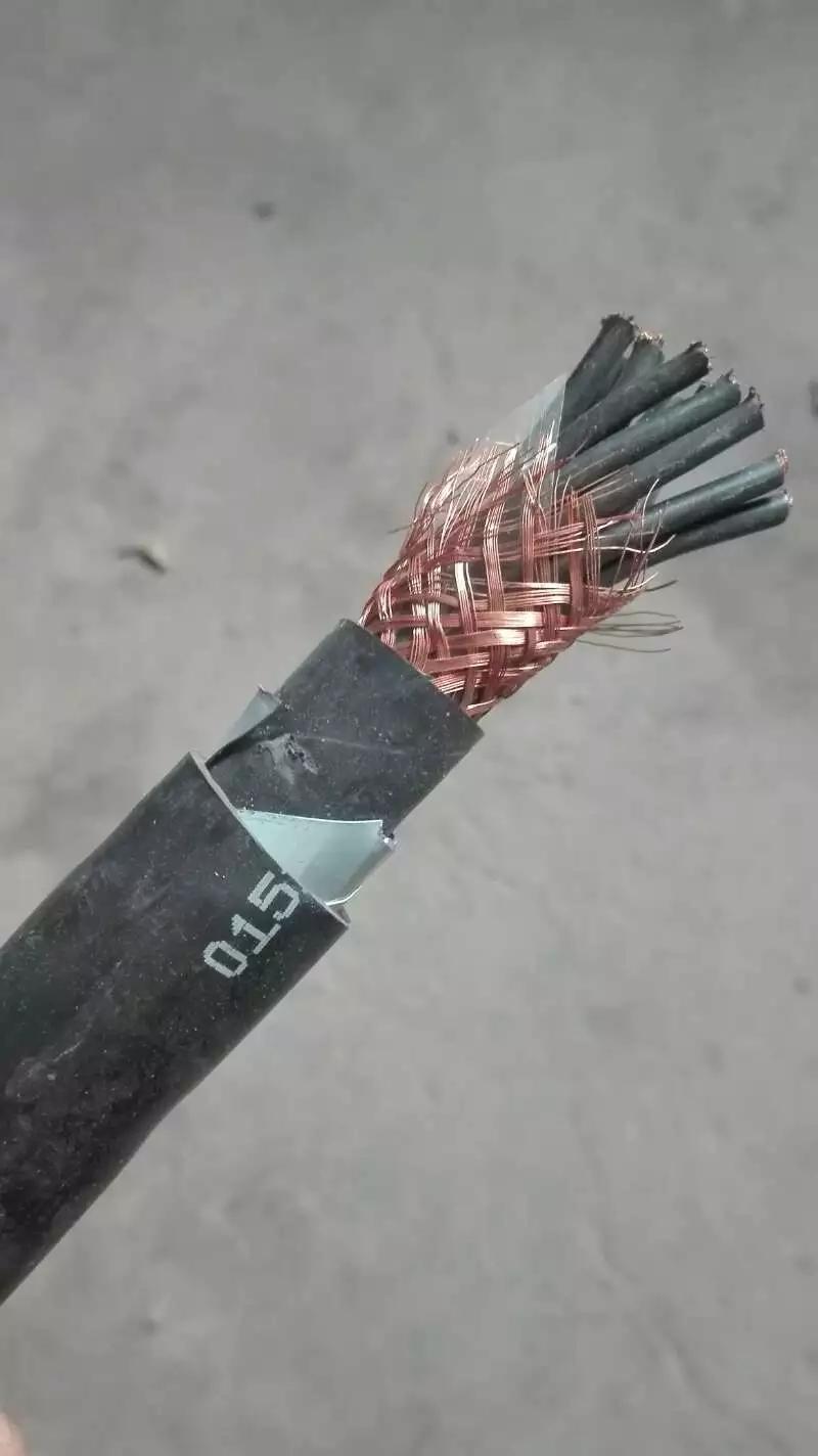 WYHP野外用移动式橡皮电缆