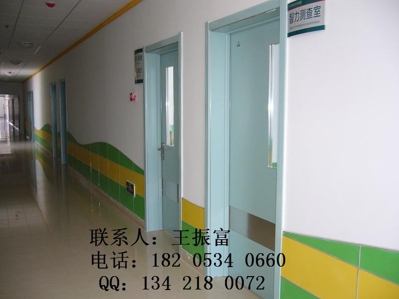 医院专用门 幼儿园教室门 色彩丰富