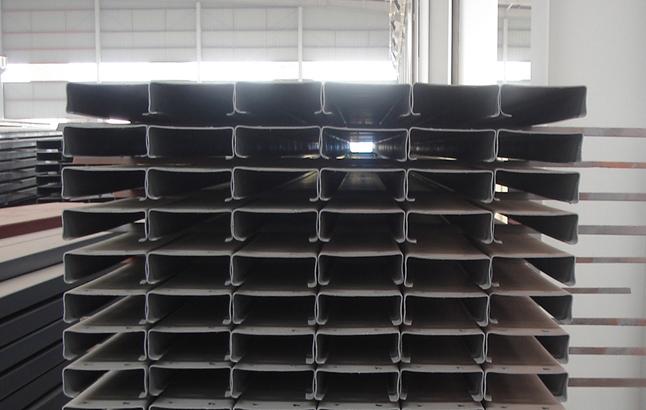 镀锌c型钢,钢结构檩条