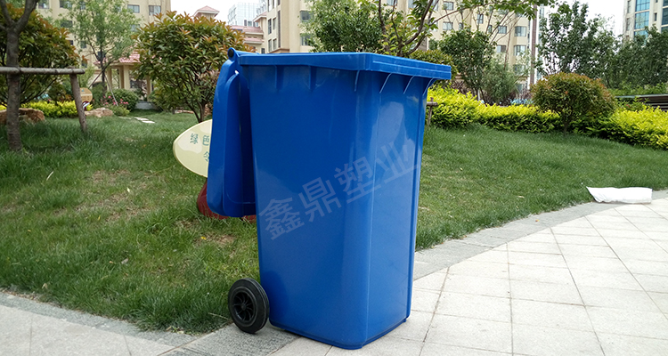 市政合作企业美丽乡村专用户外垃圾桶厂家图片