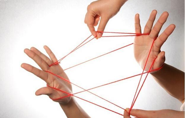 玻璃绳花样编法图解