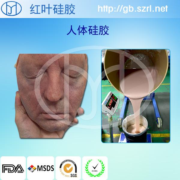 供应仿真面具模具制作流程