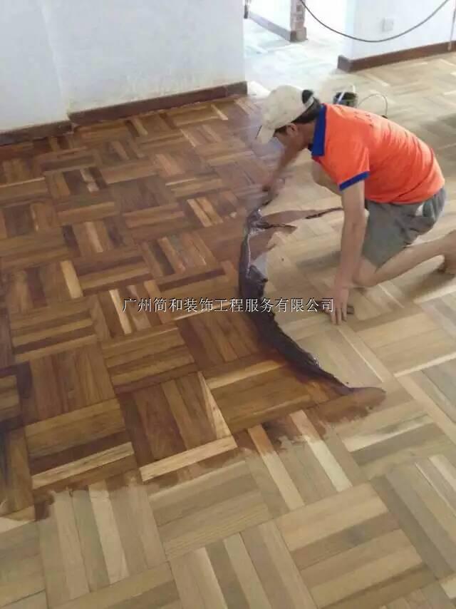 木地板维修 木地板翻新 木地板打蜡