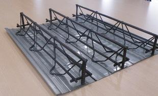 安徽巢湖钢筋桁架楼承板TD7-120,TD7-150