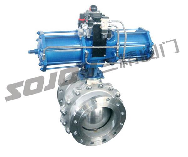 供应Q647F/H不锈钢气动固定球阀