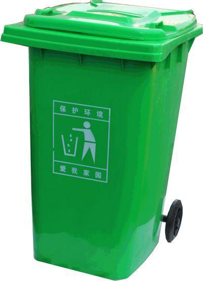唐山垃圾桶带轮袋盖型环卫工人的好帮手