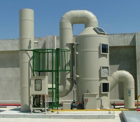 工业废气洗涤塔