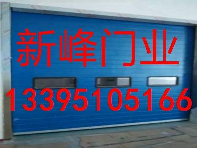 福州地区厂家专业生产工业门提升门价格优惠