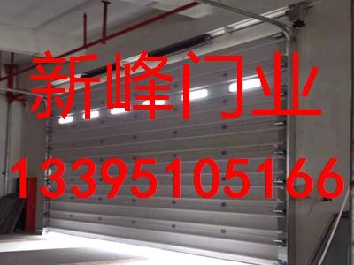 江西地区厂家专业生产优质工业门提升门