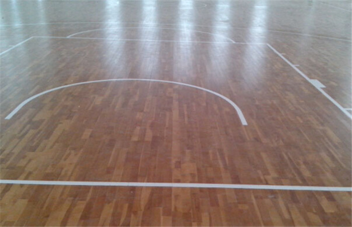 双层龙骨运动木地板适用范畴;篮球