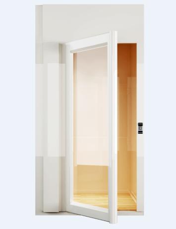 宾达sc300 纯进口螺杆式家用电梯_别墅电梯