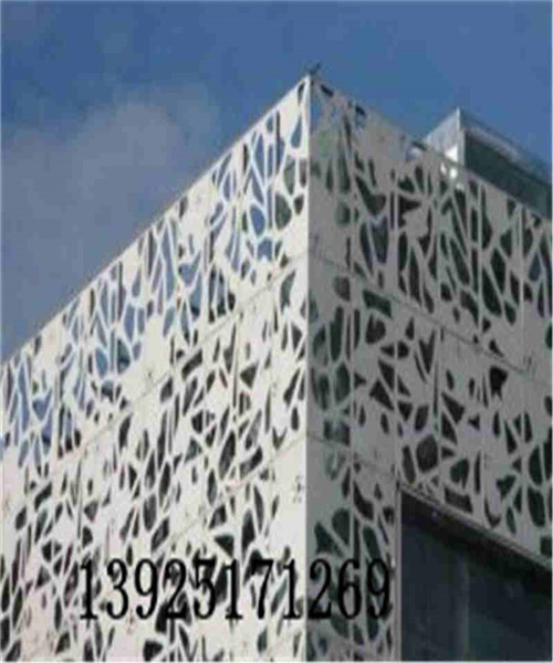 贵州【铝单板雕花加工幕墙雕花板】生产厂家