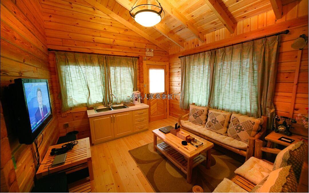 木头人家桑拿板生产免漆桑拿板,实木扣板