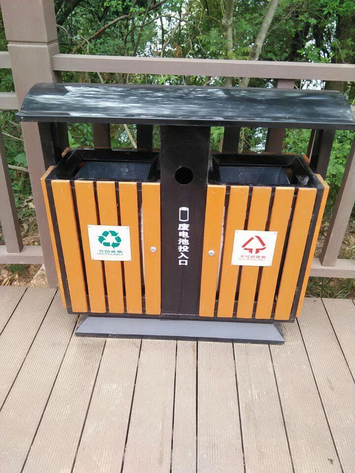 【畅销款景观垃圾桶 分类垃圾箱