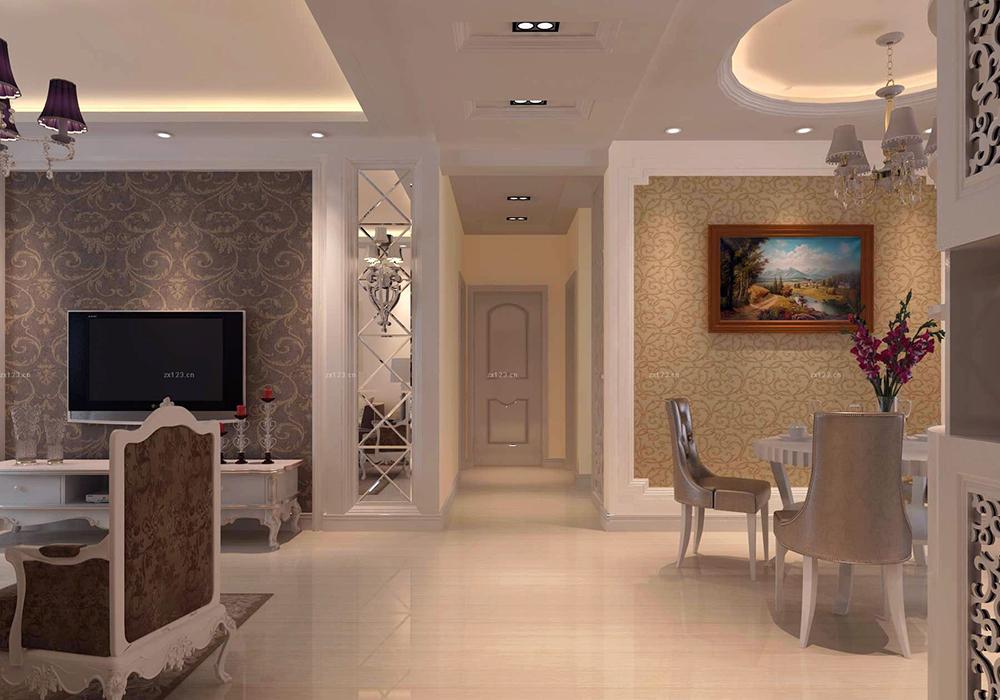 室内装修用什么墙面装饰材料好?