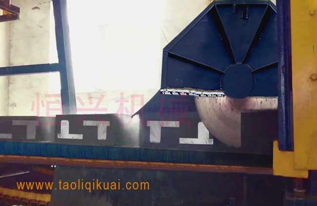 EPS夹心复合陶粒自保温砌块设备 恒兴砖机