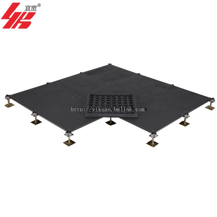 上海宜宽供应全钢OA网络地板活动地板