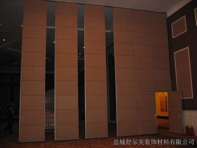 南京舒尔美酒店移动隔断好品质