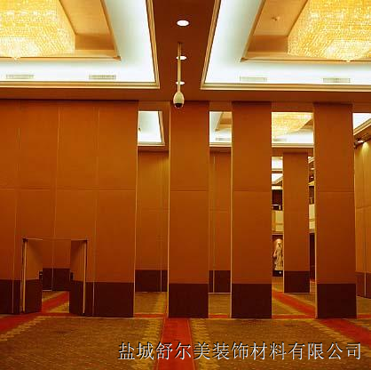 南京舒尔美酒店活动隔断好实惠
