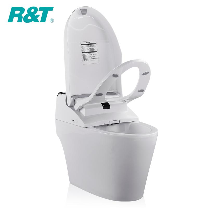 瑞尔特一体式智能马桶全自动宜家卫生间