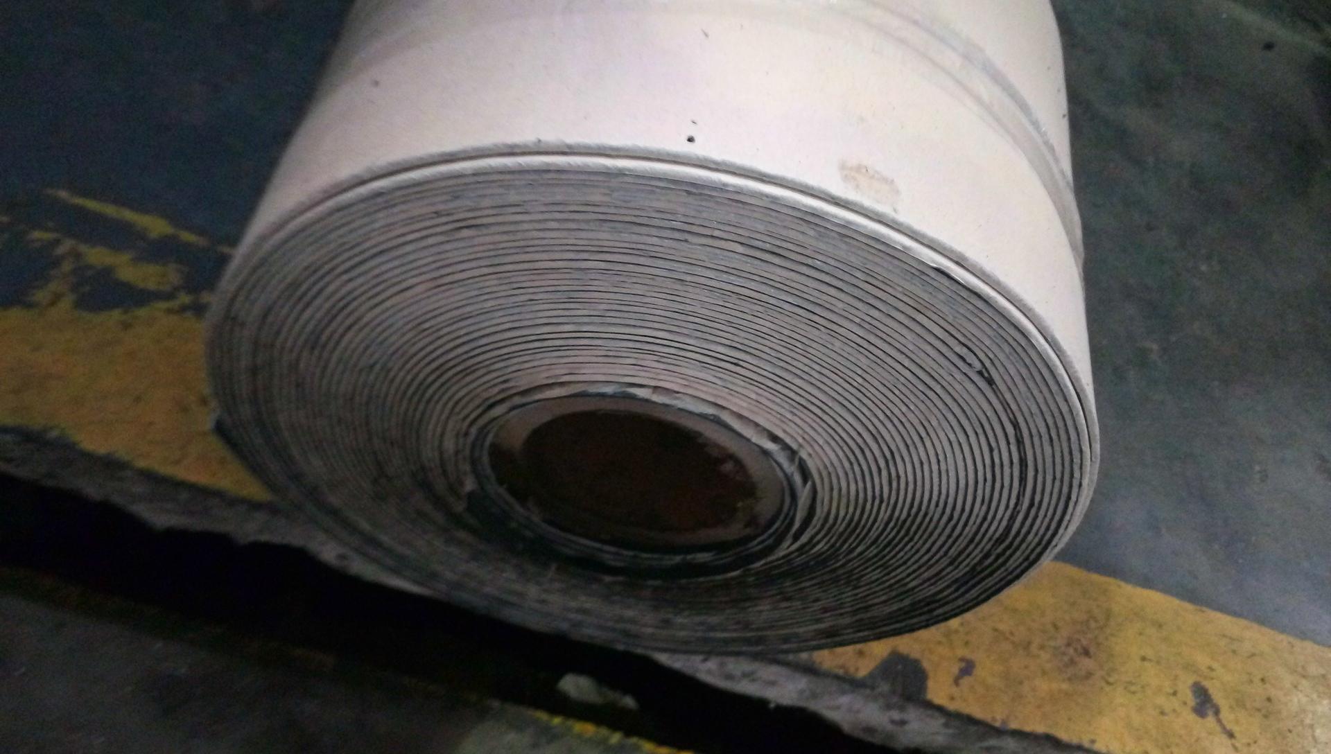 供应双面自粘丁基橡胶防水卷材1.5mm厂家