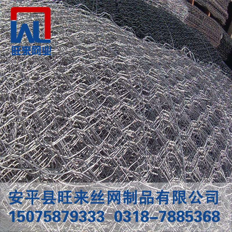 镀锌钢丝石笼网 格宾笼 格宾网护坡