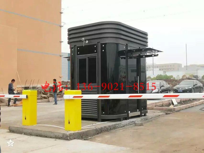 供应荔湾保安亭厂家价格定制,广州岗亭直销